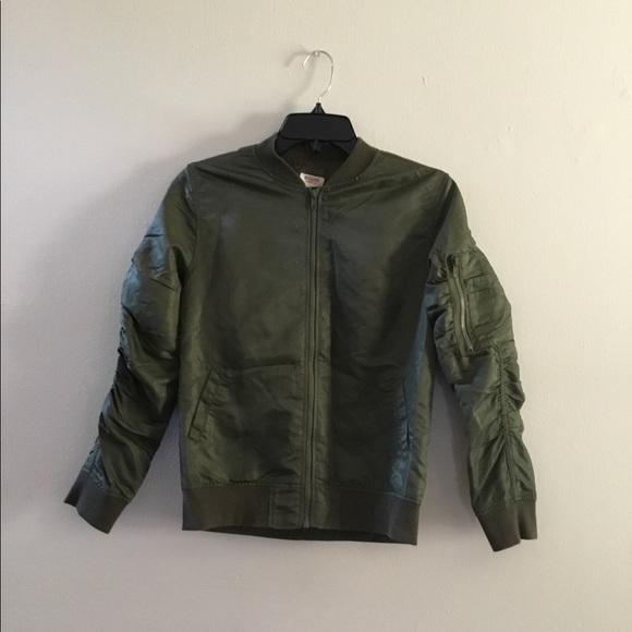 036bbdcf2 Mossimo bomber jacket